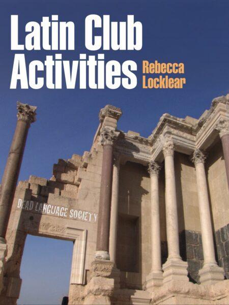 Latin Club Activities