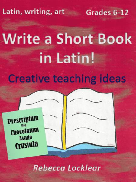 Write a Short Book in Latin!